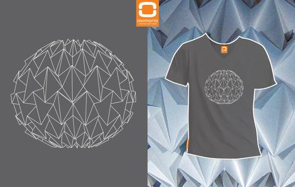 Origami T-shirt La Bomba