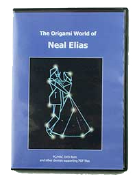 The origami world of Neal Elias DVD