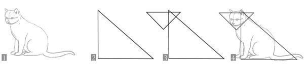 origami design proces by Lionel Albertino