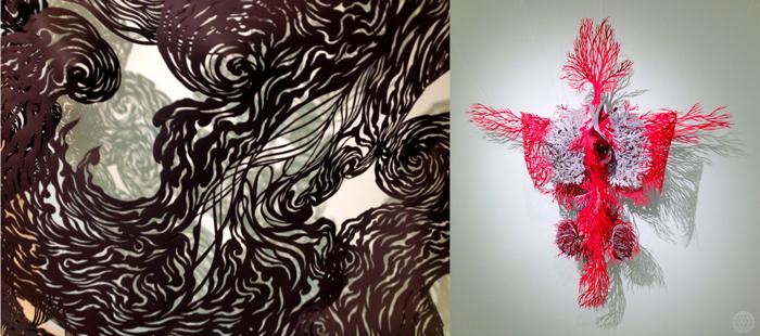 Andy Singleton at CODA Paper Art 2015