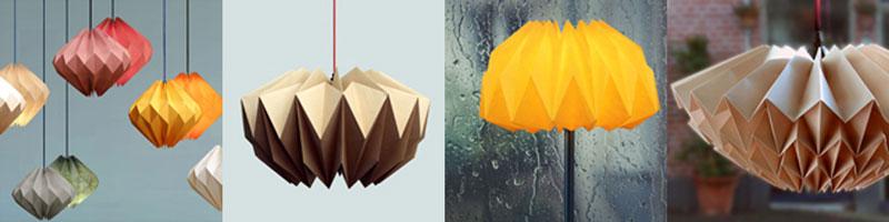 danielle-origami-lampen-collectie